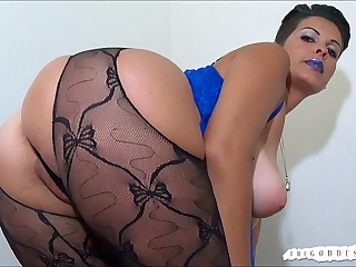 Goddess Brandon's Ass and Titties Mind Fuckery SENSUAL SMOKING FEMDOM POV