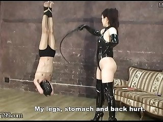 MLDE-003 Mistress Tomeki and Adoring Slaves