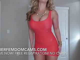 Femdom BDSM Sadictic Kinky Mistress Humiliates & Drains Paypigs Bank Account